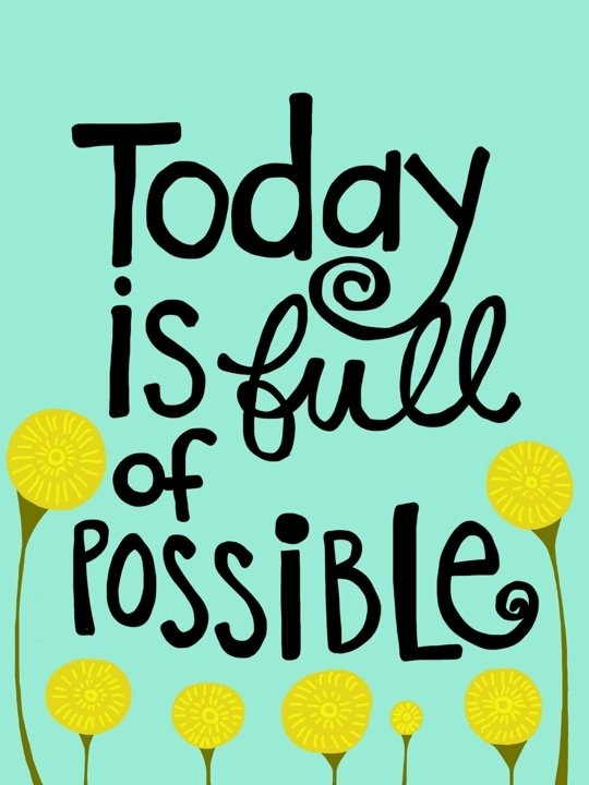 QUOTE OF THE DAY: EMBRACE THE POSSIBILITIES | YMCA of Metropolitan